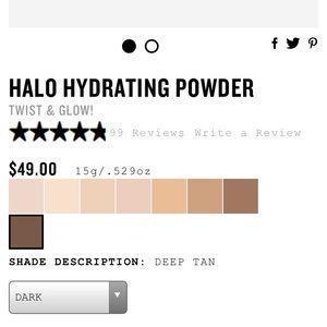 HALO Hydrating Perfecting Powder by Smashbox #3